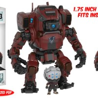"""Funko POP Games Titanfall 2 - Sarah And MOB-1316 6"""" Super-Sized #133"""