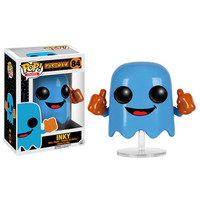Funko POP Games Pac-Man - Inky #84