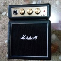 Marshall MS-2 / MS2 Micro Amp Guitar Amplifier