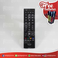 Remot/Remote TV Toshiba LCD/LED CT-90380 Ori/Original