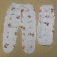 Celana Panjang Bayi NewBorn Tutup kaki Sunjolly 3Pcs