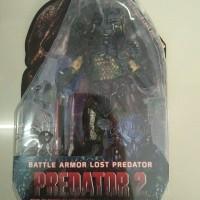 NECA Battle Armor Lost Predator Predator 2 Original Sword Sheath Disc