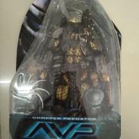 NECA Chopper Predator AVP Alien VS Predator Inc Skull Sword Cannons