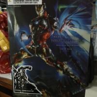 Play Arts Kai Ironman Iron Man Marvel Universe Avengers Figure NEW MIB