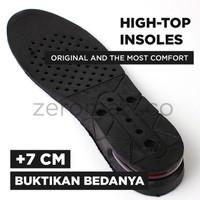 [ ORIGINAL ] High-Top Insoles Korea - Insole Peninggi Badan 10cm
