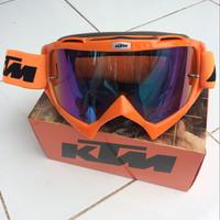 harga Kacamata Cross Goggle Ktm Motocross Racing Tokopedia.com