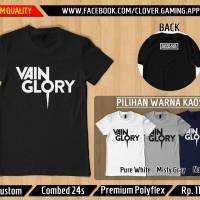 Kaos Vain Glory Logo Official || Baju Jaket Super Evil Mega