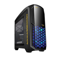 Armaggeddon Microtron T2Z Black Gaming Case