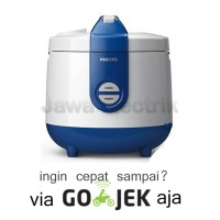 PHILIPS Rice Cooker 3in1 HD 3118/31 - Biru