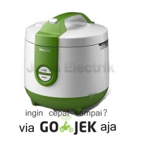 PHILIPS Rice Cooker 3in1 HD 3118/31 - Hijau