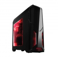 Casing Infinity Dark Knight - MID TOWER (NON PSU)