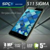 HP SPC S-11 / S 11 / S11 SIGMA 2.5 D GLASS 1GB / 8GB GARANSI 1 TAHUN