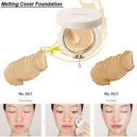 innisfree Melting Cover Foundation spf50/pa++