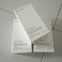 Samsung Galaxy J3 Pro 2017 / New / Baru