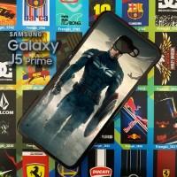 Captain America Uniform WALLPAPER Y1214 Casing Samsung J5 Prime Custo