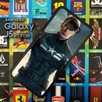 chris evans captain america wallpaper Y1441 Casing Samsung J5 Prime C