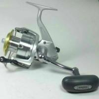 daiwa freams 4500J spinning reel aluminium metal pancing kerek