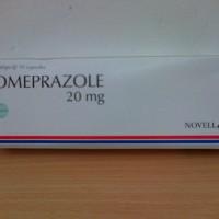 OMEPRAZOLE 20 MG / STRIP ISI 10