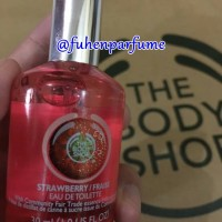 Parfum The Bodyshop Reject Strawberry 30ml EDT