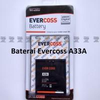 Baterai Cross Evercoss A33A Original Double Power | Batre, Evercross