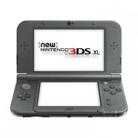 NEW NINTENDO 3DS XL CONSOLE BLACK (Asia / English)