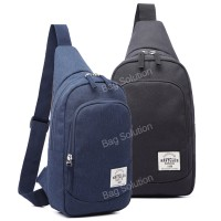 Navy Club Tas Selempang Travel Waterproof / anti air 5517 / sling bag