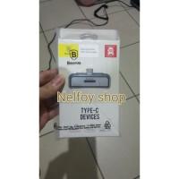Jual Baseus OTG USB Hub Card Reader Adapter Connector Type c type-c macbook Murah