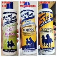 Shampoo Kuda Mane N Tail / Sampo Kuda Original USA