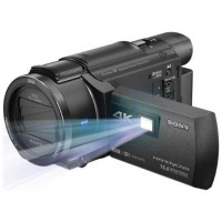 SONY Handycam FDR-AXP55 4K Projector