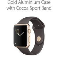 Apple Watch Series 2 42mm, Cocoa Sport