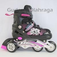 BAJAJ Inline Skate Murah / Sepatu Roda Anak dan Dewasa