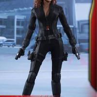Hot Toys Black Widow Civil War NEW