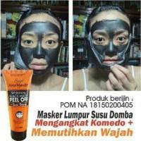 Syuga Whitening Black Mask Peel Off Original - Masker L Limited