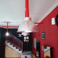 Tempat Lampu Barbershop