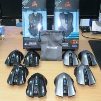Mouse Gaming Wireless Rexus RX-110 + Pouch
