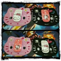 Jual Hello Kitty wireless computer mouse with free mouse pad Murah