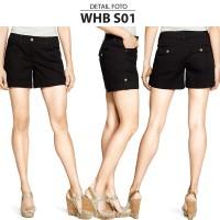harga CUFFED TWILL SHORTS Pakaian Celana Pendek Wanita Hot Pant Brandeed Ori Tokopedia.com