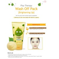COSPLAY ETUDE HOUSE Play Therapy Wash Off Pack (Brightening Up)