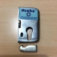 Box Kunci Osuka 1 muka / Kotak Kunci 1 muka Folding Gate