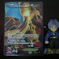 Kartu Pokemon Charizard EX Full Art (Flashfire)