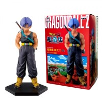 Dragon Ball Z The Figure Collection Future Trunks
