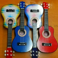 Jual Gitar Ukulele Nylon / Okulele / Gitar Kecil Murah
