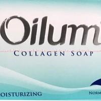 Oilum Collagen Soap Olive Oil Skin Moisturizing Sabun Colagen