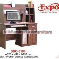 SDC 5104 EXPO Meja Belajar dan Komputer