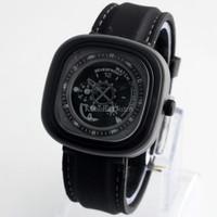 Jam Tangan Pria / Cowok Sevenfriday Sf8888 Black Grey