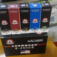Liquid PREMIUM Merk E-Juice Starbuzz Product Import Dari USA