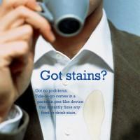 Tide to Go Instant Stain Remover Penghilang Noda Kotoran Makanan Mini
