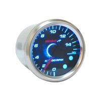 Promo Koso GP2 Style Meter RPM Blue Backlight Original