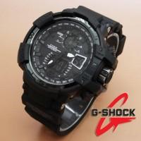 jam tangan digital pria outdoor skmei gshock dziner digitec lasebo