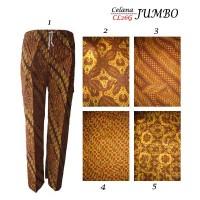 Celana Batik Panjang Jumbo 26G